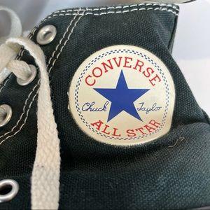 Women's Converse All Star Gray High Top Size 7